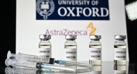 Vacina produzida pela Universidade de Oxford contra o novo coronavírus