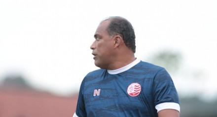 Marcelo Rocha, assistente técnico do Náutico