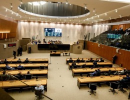 Plenário da Assembleia Legislativa de Pernambuco (Alepe)