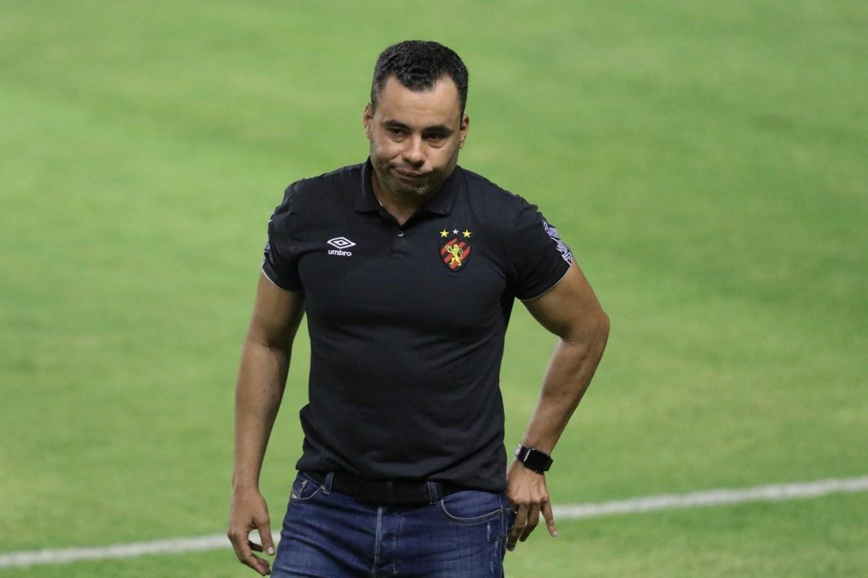 Jair Ventura é demitido e deixa comando técnico do Sport