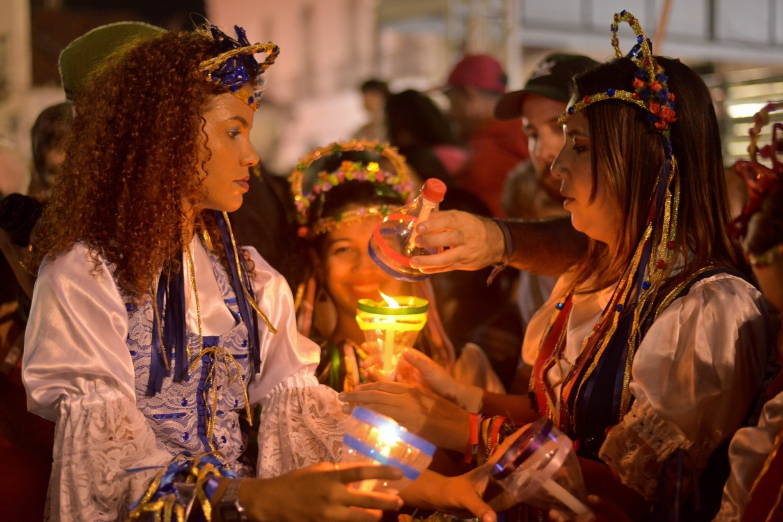 Queima da Lapinha encerra o Ciclo Natalino da cidade do Recife