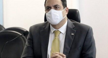 Paulo Câmara assina acordo para implantação do Projeto Monitor de Justiça