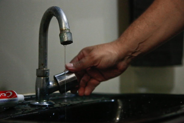 60 mil moradores do Recife são retirados do rodízio de abastecimento de água; confira bairros