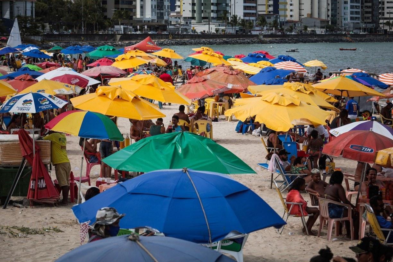 As UTIs de Pernambuco agora são ocupadas por jovens que estão em aglomerações, diz presidente do sindicato dos hospitais
