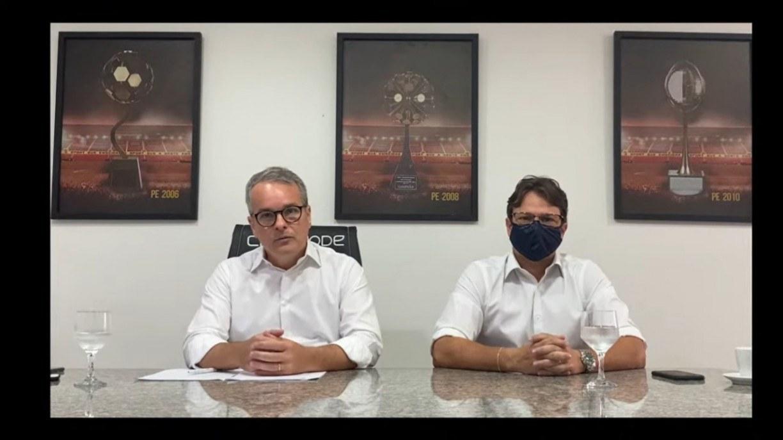 Após polêmica de pênalti em jogo contra o Palmeiras, Sport pede anulação da partida e perícia em árbitro de vídeo
