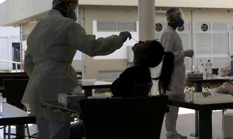 Brasil registra 1.110 mortes por covid-19 em 24 horas, total é de 204.690