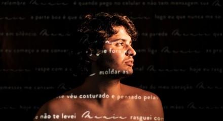 Com 24 anos de idade, o cantor pernambucano Mazuli iniciou a carreira em 2016