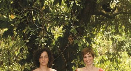 PARCERIA As artistas visuais Maria Eduarda Belém e Sofia Lobo conduziram a pesquisa por quase dois anos
