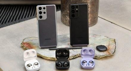 Lançado em uma apresentação transmitida ao vivo pela internet, o dispositivo S21 conta com tela de 6,2 polegadas (15,7 cm)