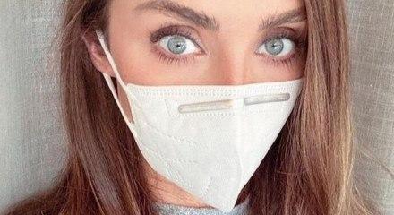 Anahí diz que não teve sintomas de covid-19, mas infectou o marido