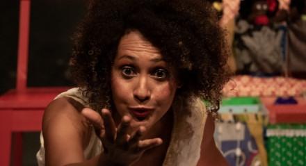 Trabalho de Agrinez Melo busca possibilidades de novas narrativas para os corpos negros em cena