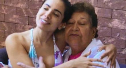 Fã ficou conhecida após aparecer em um episódio da série 'Anitta: Made in Honório'