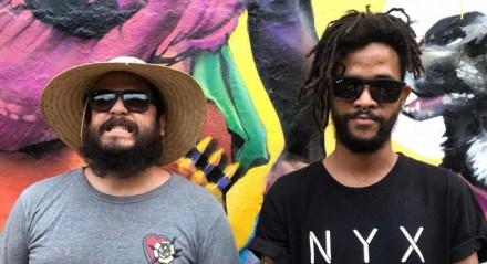 Raoni Assis e Max Motta organizam a nova edição do Farol - Festival de Arte de Rua de Olinda