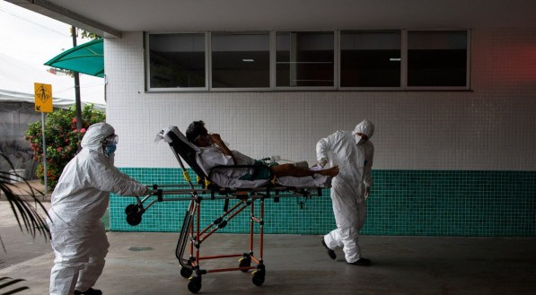 MICHAEL DANTAS/AFP