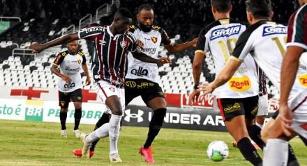 Sport perdeu para o Fluminense no Engenhão