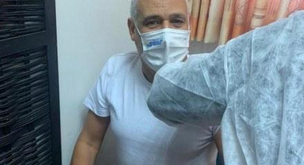Engenheiro mecânico pernambucano Mário Roberto Melo, 60, mora na cidade de Nahariya, no norte de Israel