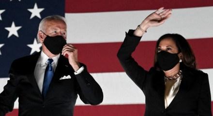 Biden e Kamala EUA