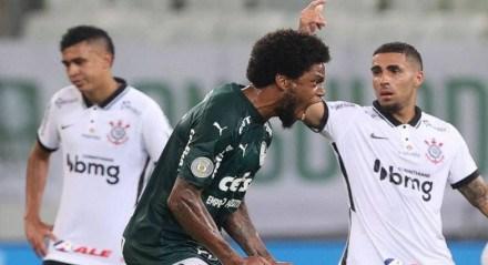 Palmeiras goleou e não teve pena do rival.