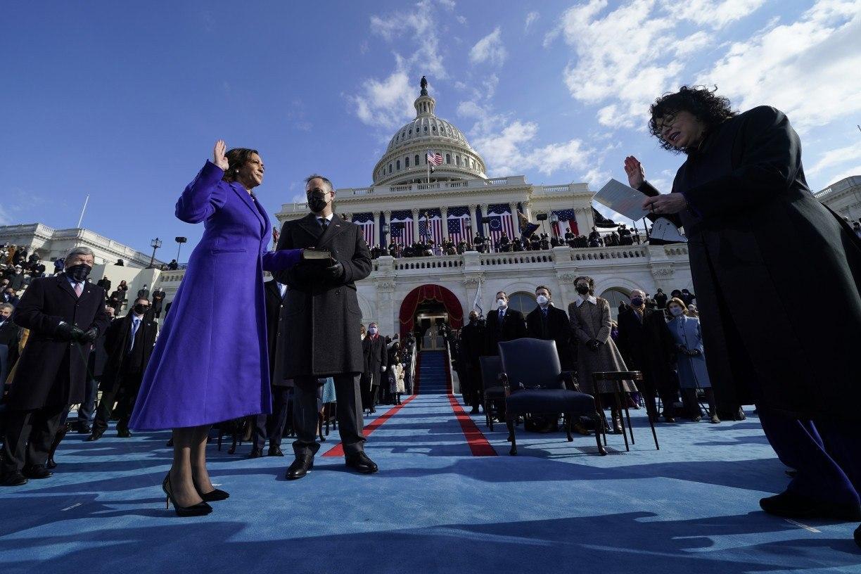 ANDREW HARNIK / POOL / AFP