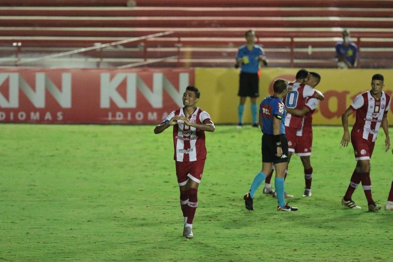 Kieza é sondado por clube da Série A, mas empresário indica permanência no Náutico