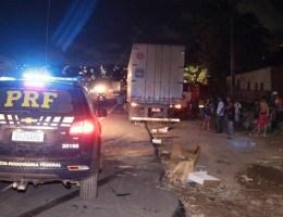 Acidente aconteceu na BR-101, no Ibura, Zona Sul do Recife