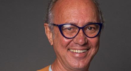 Geraldo Maia no 'The Voice Mais'