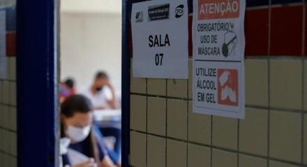 Educação, Colégio de Aplicação, Seleção, UPE, Provas, Alunos.