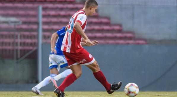 O Náutico enfrentou o Cruzeiro, em Belo Horizonte, pela 37º rodada da Série B, do Campeonato Brasileiro.