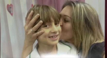 Cláudia Boudoux e Carlinhos