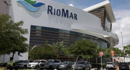 Liquidação Shopping RioMar.