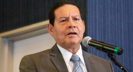 General Hamilton Mourão, vice-presidente