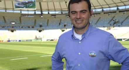 APOSENTADORIA Com saída da Globo, Tino Marcos encerra a carreira de repórter