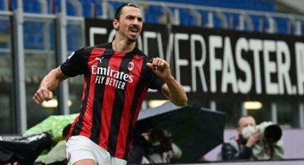 Ibra brilhou na vitória do Milan