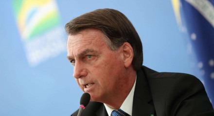 O presidente Jair Bolsonaro também teve piora residual na avaliação de sua atuação no combate à pandemia do coronavírus