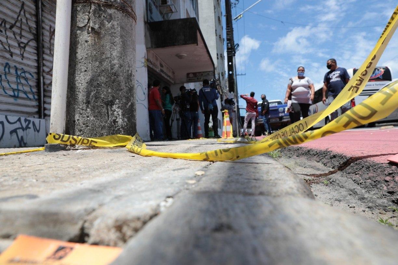 Recife não realiza fiscalização preventiva de prédios