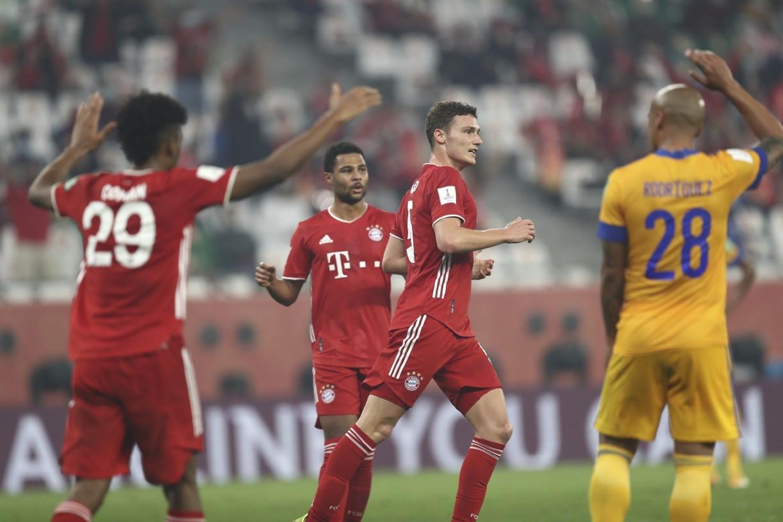 Bayern de Munique conquista Mundial de Clubes