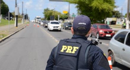 Polícia Rodoviária Federal (PRF) em Pernambuco