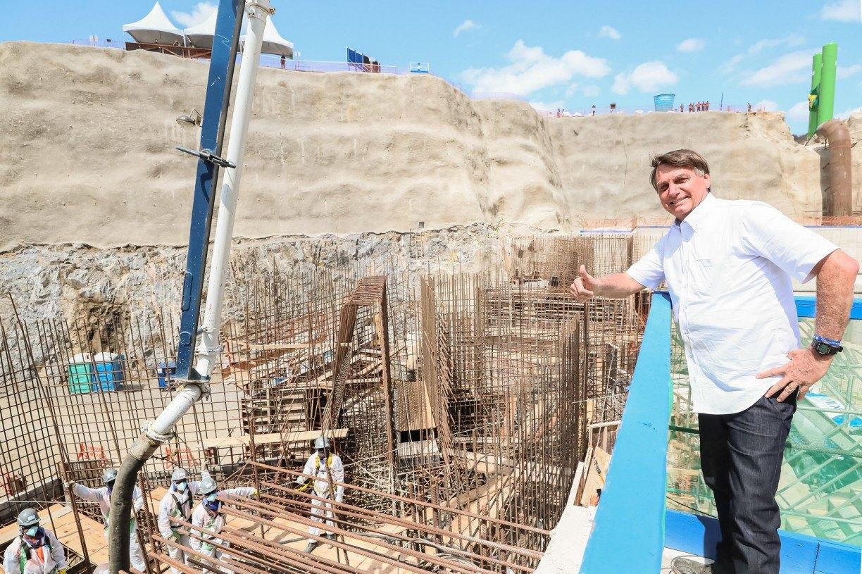 Bolsonaro visita o Ramal do Agreste nesta sexta (19), em Pernambuco, mas é preciso cobrar a conclusão da Adutora do Agreste