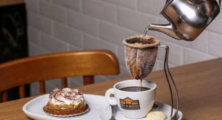 Quem preferir, também pode pedir os cafés do mall por meio do RioMar Online e experimentar em casa