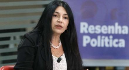Delegada Sylvana Lellis deixa o Departamento de de Repressão à Corrupção e ao Crime Organizado (Dracco)