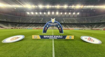 Jogo entre Athletico-PR e Sport acontece na Arena da Baixada