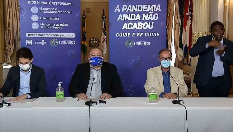 Covid-19: com alta ocupação de leitos, Pernambuco determina suspensão de cirurgias eletivas em63 cidades