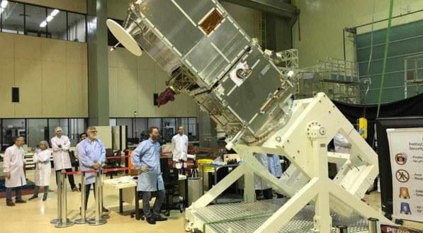 Divulgação/Instituto Nacional de Pesquisas Espaciais (INPE)