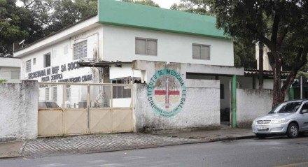 Corpos foram levados para o Instituto de Medicina Legal do Recife