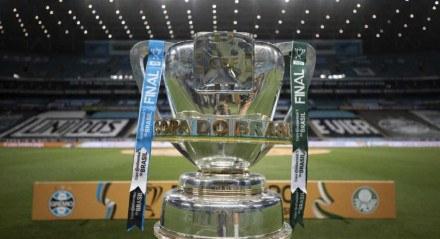 Palmeiras e Grêmio ainda disputam o título da Copa do Brasil de 2020