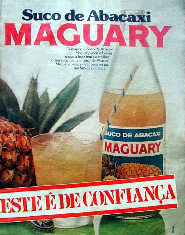 MAGUARY HISTORICOS COMERCIAIS