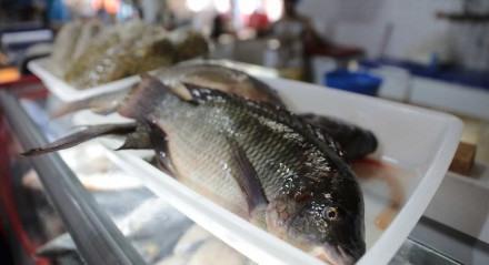 Prefeitura de Jaboatão dos Guararapes, na Região Metropolitana do Recife (RMR), recomenda a suspensão do comércio do peixe arabaiana no município.