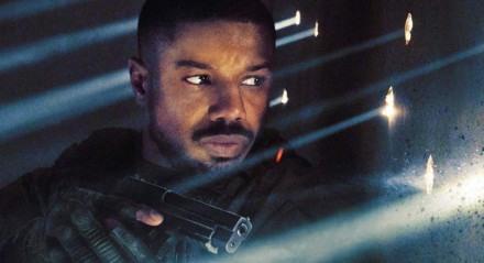Michael B. Jordan é o protagonista e um dos produtores do filme 'Sem Remorso', que estreia em 30 de abril