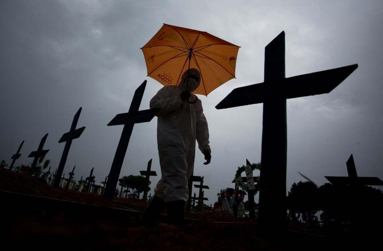 Mortes por covid-19: estamos vivendo um luto coletivo