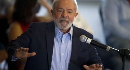 Lula concedeu entrevista coletiva nesta quarta-feira (10)
